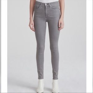 Rag and Bone High Rise Everett Jean Size 23